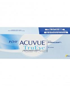 Контактные линзы  1-Day Acuvue TruEye (180 линз) в упаковке