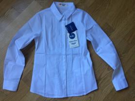 Блузка школьная  Button Blue,р.134