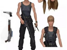 "7"" Action Figure - Ultimate Sarah Connor, T2, Neca"