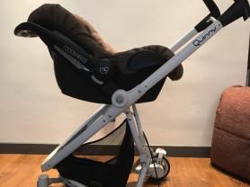 Продам коляску Quinny zapp xtra 2 четырехколесная