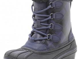 Новые зимние ботинки CROCS AllCast W8