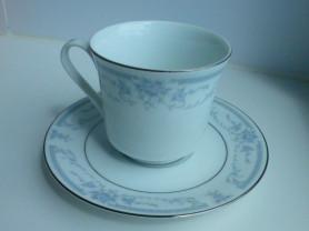 коллекционный фарфор Sheffield \ Blue Whisper