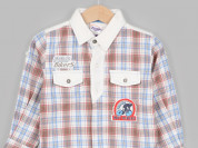 Рубашка с длинным рукавом Zeplin, 18-24 мес.