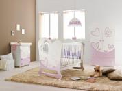 Детская мебель Pali Италия+матрас, постельное бель