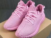 кроссовки Adidas Yeezy розовые