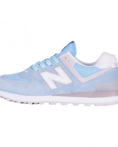 Кроссовки New Balance 574 Light Blue White