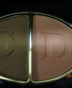 Dior тени 2 цветные 645