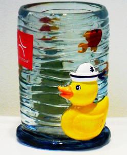 Duck Стакан для зубной пасты, полимер