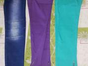 Новые джинсы несколько штук р. 40  Джинсы Глория Д