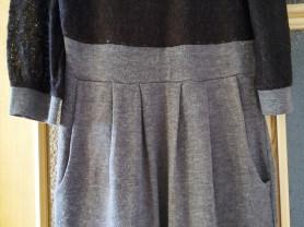 Платье с добавлением шерсти Me Only р 46-48 Белару