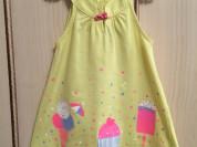 Детский сарафан/платье