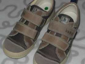 Полуботинки (кроссовки) Bama, 31 размер