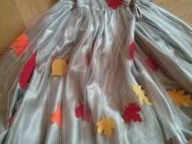 Платье для праздника осени.