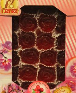 Мармелад желейный с брусникой 500г