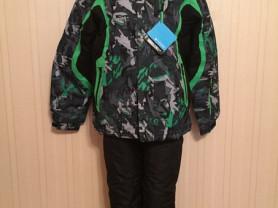 Теплый мембранный горнолыжный костюм Columbia