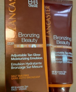 Lancaster bb beauty bronzing автозагар для лица 50 мл 03