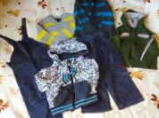 Пакет детской одежды 92/98 (6 вещей)