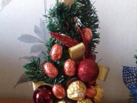 подарок к новогоднему столу