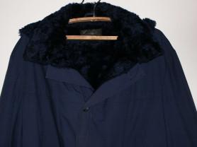 Куртка парка мех капюшон Финляндия р. 56-58 ОГ 134