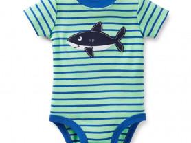 Боди с акулой Carters на рост 83-86 см