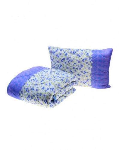 Комплект Миродель: одеяло 145*205 ± 5 см/подушка 50*70см