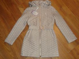 Новое демисезонное пальто Lusiming Италия 146р.