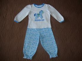 Хлопковая пижамка д/д Mothercare на 92-98р