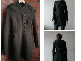 Шерстяное пальто Diesel M-Sant