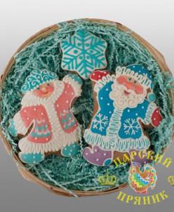 501-77 Набор «Дед Мороз и Снегурочка»