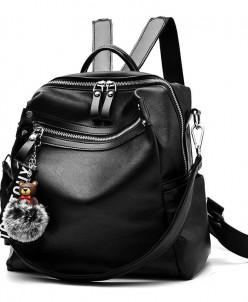 Женский рюкзак 4096-1 Black