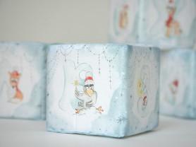 Дизайнерские мягкие кубики для детей
