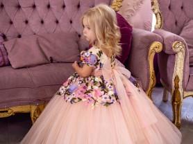новые нарядные детские платья