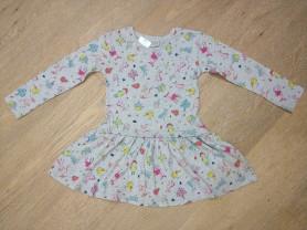 Next новое платье-туника, 5-6лет