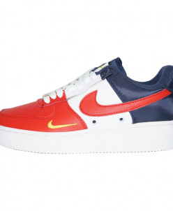 Кроссовки Nike Air Force 1 '07 Blue Red White