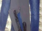 Пакет джинсов zolla+лосины Инсити р.42 цена за всё