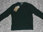 Новая футболка с длинным рукавом Zara, 104-110 см