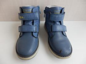 Детские демисезонные ботинки б/у, размер 30
