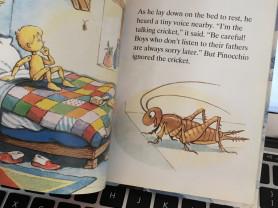 Пинокио английская книга