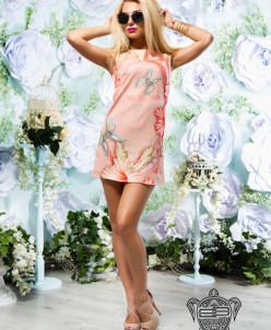 Платье без рукавов - 14488