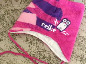 Новая шапочка для девочки «REIKE» (48-50)