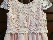 Шикарное платье HM 10лет 140см