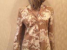 Стильный удлинённый пиджак WoolStreet (размер 44/46)
