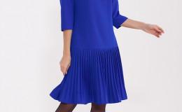 75297 Платье (Brava)Ярко-синий