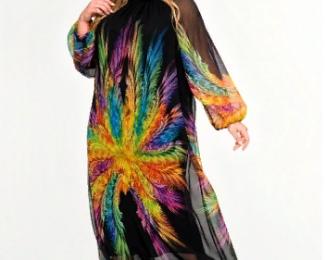 Стоп 22 .04!!! ЛаТэ (Россия) - одежда для пышных модниц!