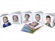 Фотоальбомы для выпускных групп детских садов.