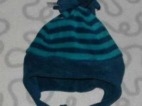 Новая шапка флисовая Kidkanai, ОГ 51 см
