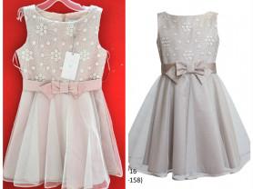 Новое фирменное платье SLY на праздник 134 /140