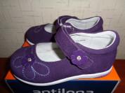 Новые туфли Антилопа