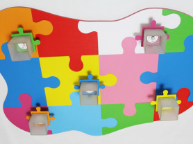 Детская потолочная люстра СД.Л.022