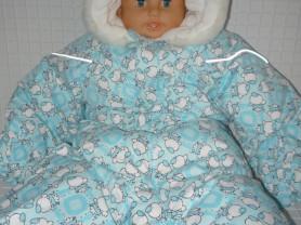 KERRY Керри новый зимний комбинезон р 86+ мальчик